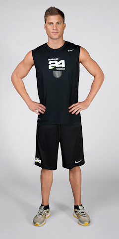 HL24 NIKE Legend Sleeveless Dri-Fit Top