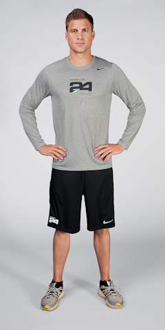 HL24 NIKE Legend L/S Dri-Fit