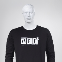 Herbalife Family Foundation Men's Long Sleeve Tee