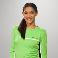 Women's long sleeve Dri-fit  workout top