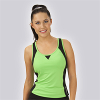 Women's Racer Back Tank Top